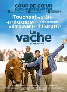 Film : « La Vache » (1 h 21') Réalisé par Mohamed Hamidi @ Cinéma Rex de Ribeauvillé | Ribeauville | Grand Est | France